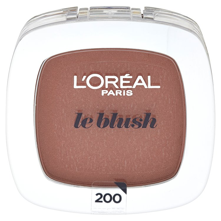 Fotografie L'Oréal Paris True Match Le Blush tvářenka odstín 200 Golden Amber 5 g