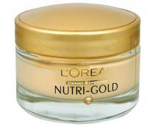 L'Oréal Paris Nutri-Gold Extra výživný bohatý denní krém 50 ml
