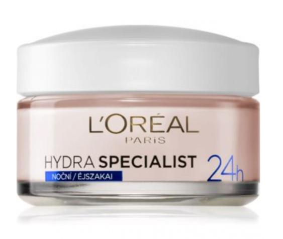 L'Oréal Paris Hydra Specialist hydratační noční krém 50 ml