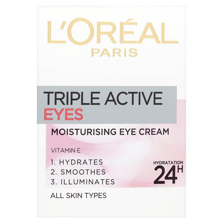 Fotografie L'Oréal Paris Hydra Specialist hydratační oční krém 15 ml
