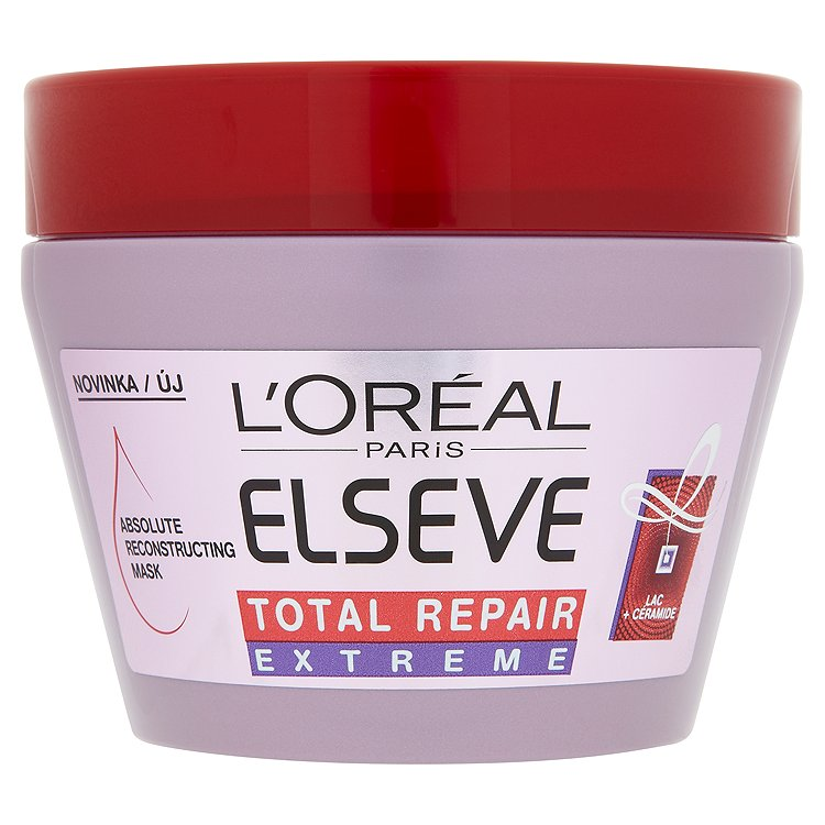 Fotografie ELS TOTAL REPAIR EXTREM MASK 300 ml