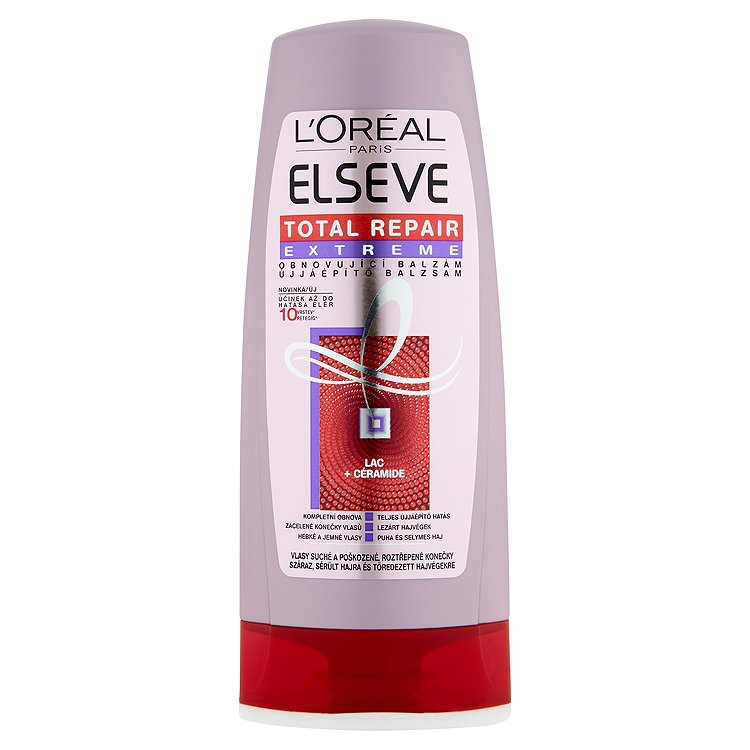 Fotografie LOREAL Elesev Total rep.extrem.balz.200ml A7018827