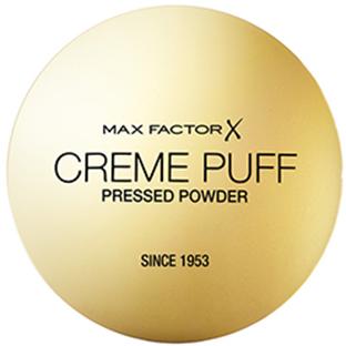 Max Factor Creme Puff Pressed Powder pudr 42 Deep Beige, 21 g
