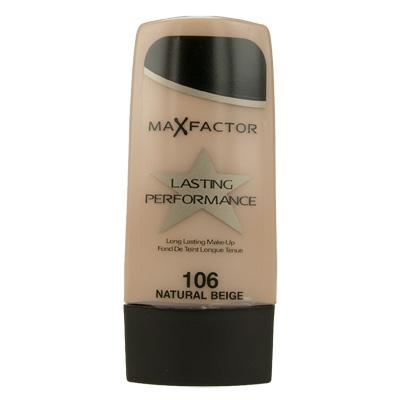 Max Factor Lasting Performance dlouhotrvající make-up 106 Natural Beige