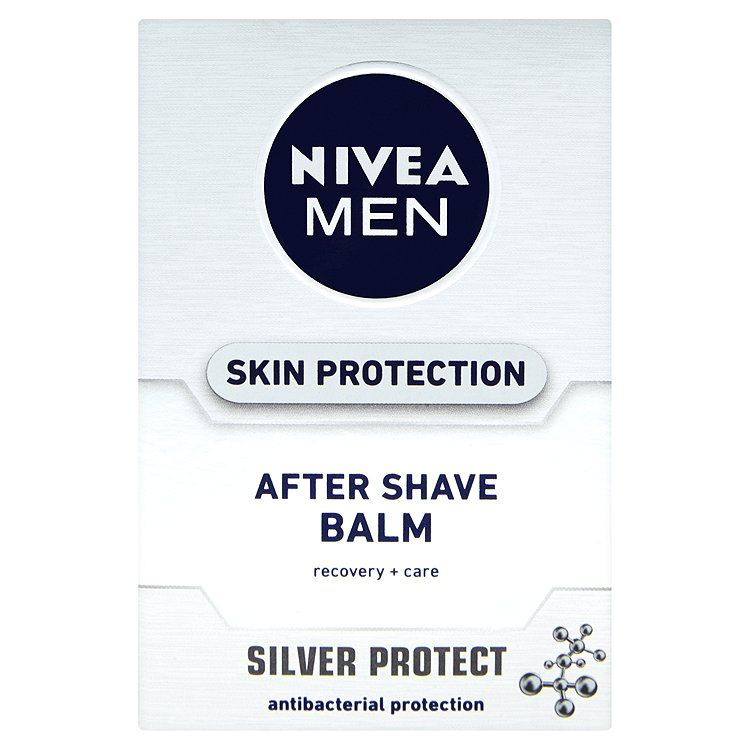 Nivea Men Silver Protect balzám po holení 100 ml
