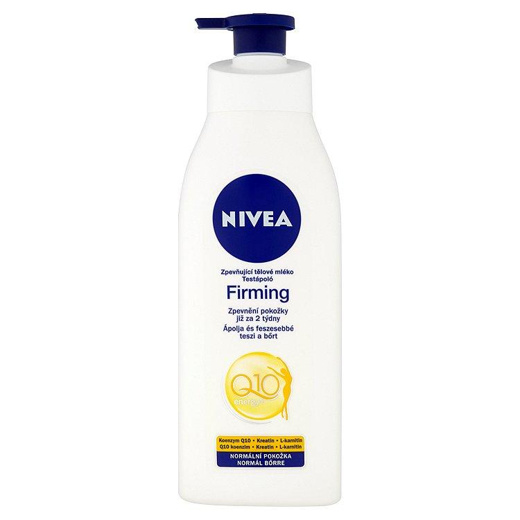 Nivea Q10 Energy+ Zpevňující tělové mléko 400 ml